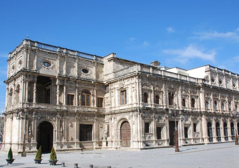 Ayuntamiento de s ville lexique de l 39 espagne moderne - Seville hotel piscine ...